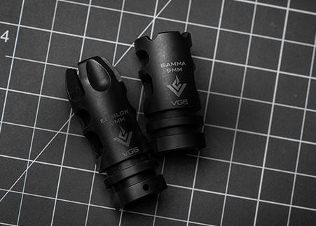 9mm Muzzle Devices